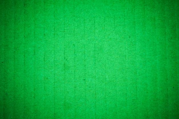 Grüne recyclingkartonstruktur.