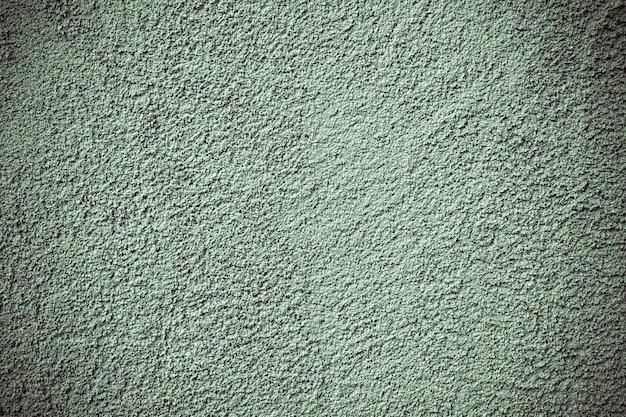 Grüne schmutzbeschaffenheit, leerer halbtonhintergrund. dunkle und tiefe farben