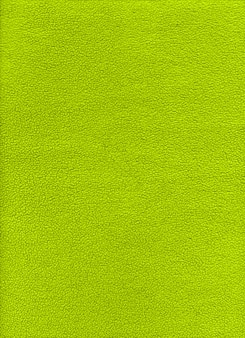 Grüne vlieshintergrundbeschaffenheit. nahaufnahme