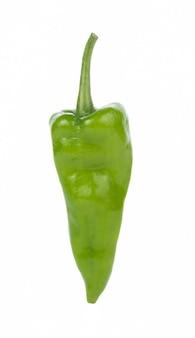 Grünem paprika