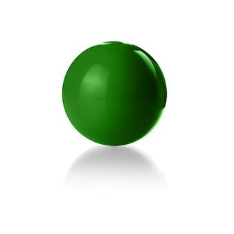 Grüner ball