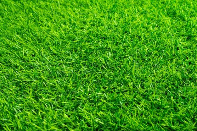 Grüner grashintergrund, fußballfeld