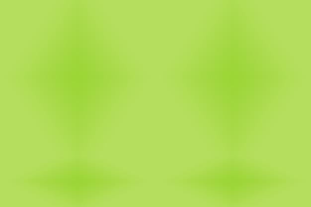 Grüner hintergrund des abstrakten farbverlaufs