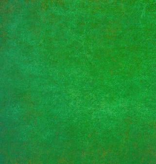 Grüner hintergrund mit alter grunge-hintergrundbeschaffenheit