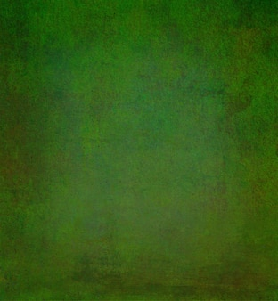 Grüner hintergrund mit alter grunge-hintergrundtextur