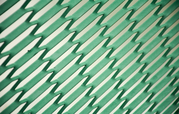 Grüner metalldraht