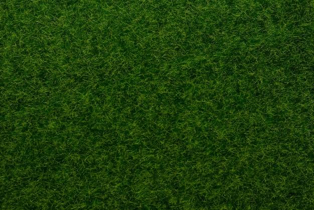 Grüner rasenhintergrund. grünes gras, draufsicht.