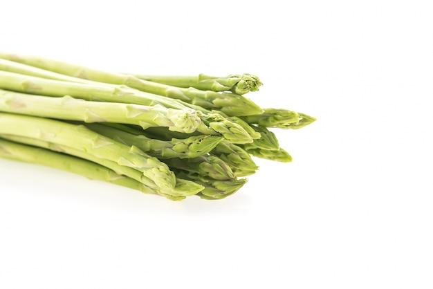 Grüner spargel