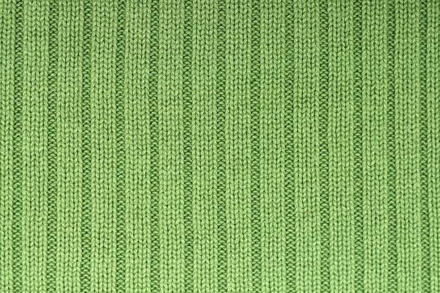 Grüner strickstoff