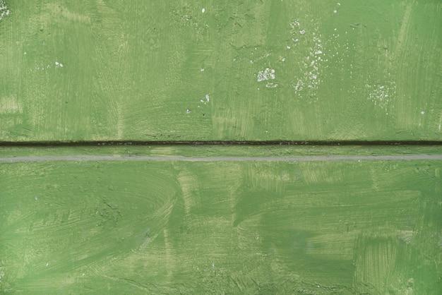 Grüner wandhintergrund