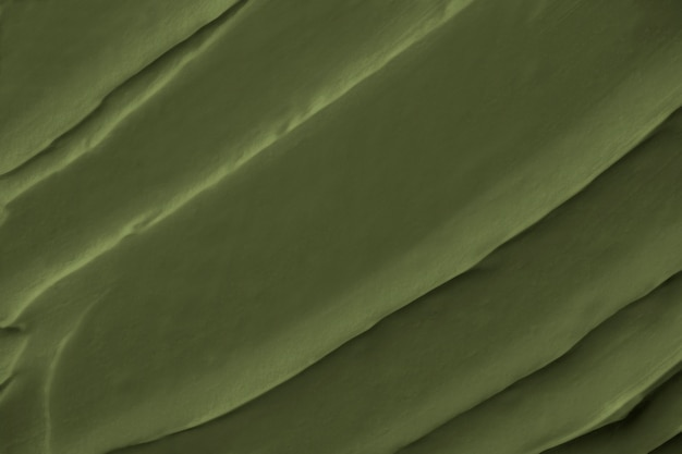 Grüner zuckerguss textur hintergrund nahaufnahme