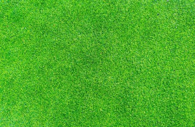 Grünes kunstrasen