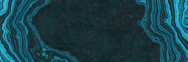 Grünlich blauer marmor. abstrakter hintergrund.