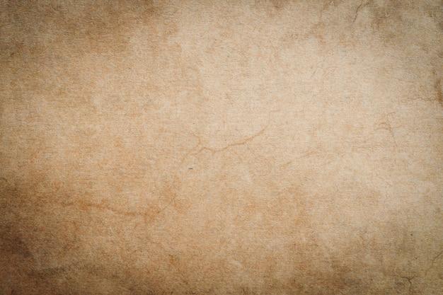 Grunge altes papier und schmutziger weinlesehintergrund und -beschaffenheit mit raum.