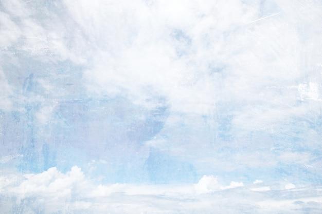 Grunge aquarell hintergrund