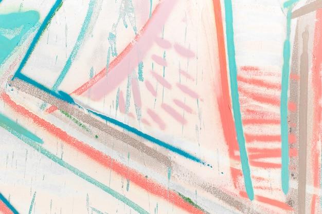Grunge graffitiwandbeschaffenheit oder -hintergrund