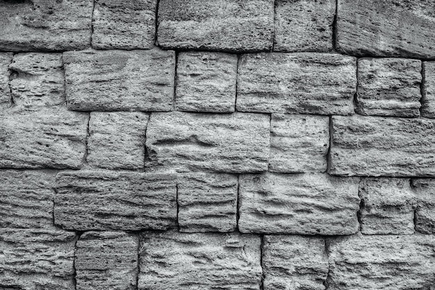Grunge graue steinmauer
