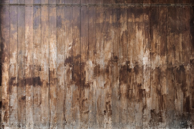 Grunge holzbohlen strukturierter hintergrund Kostenlose Fotos