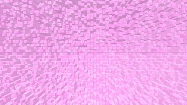 Grunge rosa, purpurroter abstrakter geometrischer beschaffenheitshintergrund
