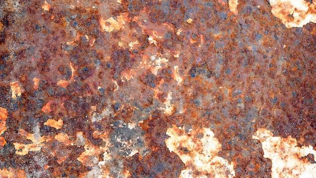 Grunge rostigen metall textur hintergrund