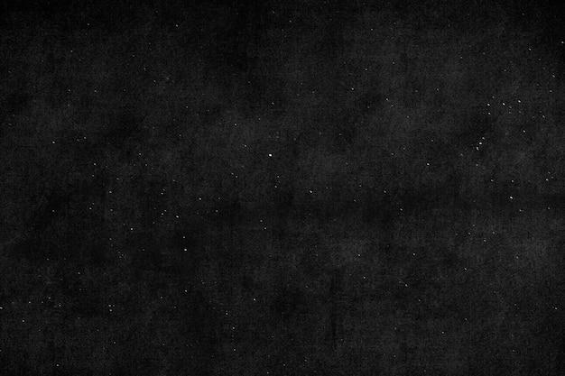 Grunge-textur auf schwarzem hintergrund