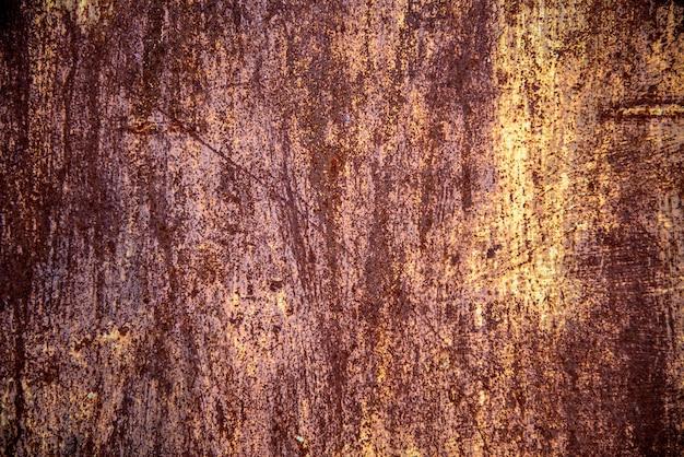 Grunge textur der rostigen oberfläche