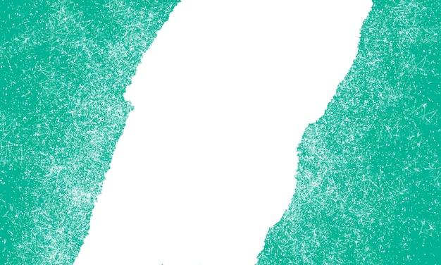 Grunge-textur in zerrissenem, zerrissenem papierblatt