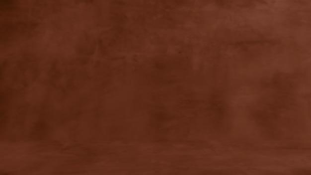Grungy brauner hintergrund aus natürlichem zement oder alter steinstruktur als retro-musterwand konzeptionelle wa...