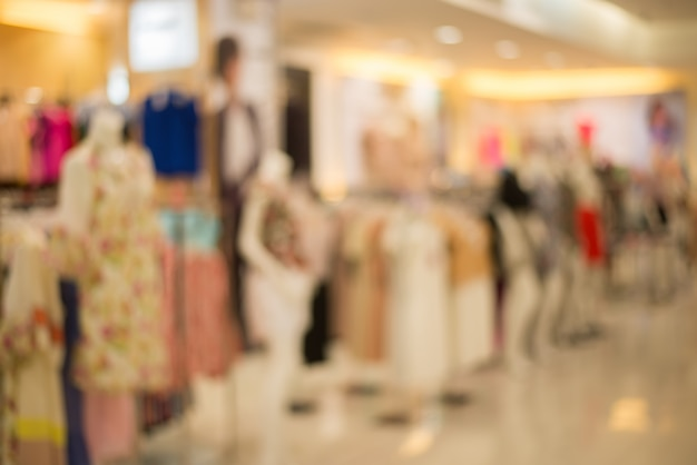 Gruppe perspektive mall street fashion
