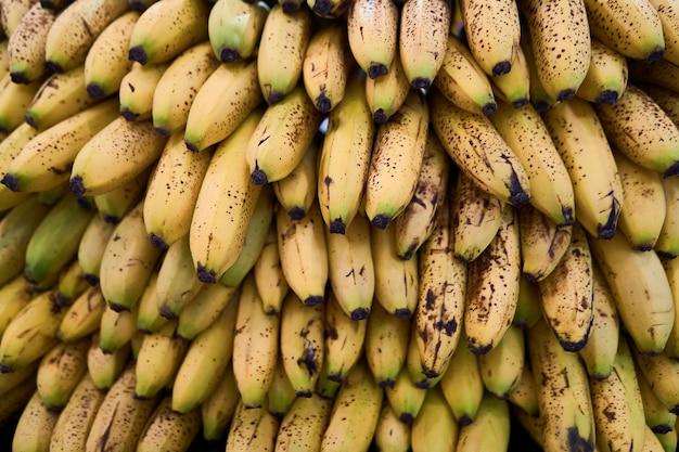 Gruppe von bananen