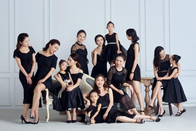 Gruppenfoto von tanzlehrern