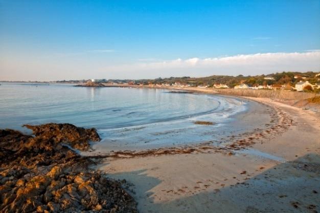 Guernsey küste hdr
