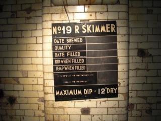 Guinness skimmer zeichen