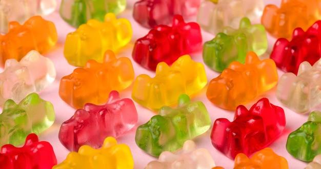 Gummibärchenmuster