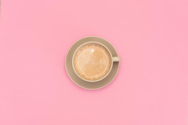 Guten morgen kaffee und wecker konzept