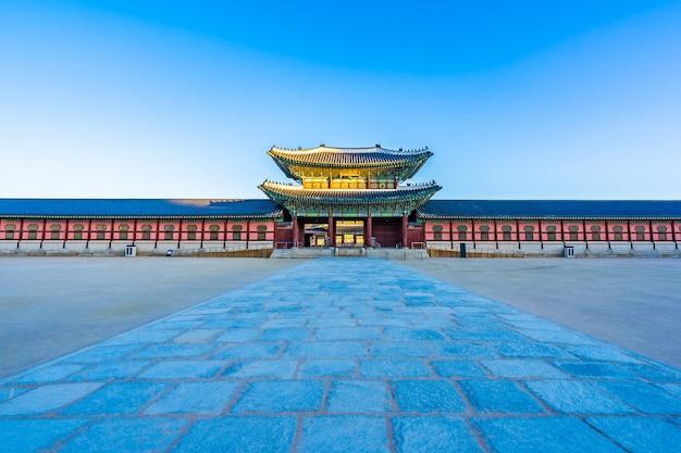 Gyeongbokgung-palast