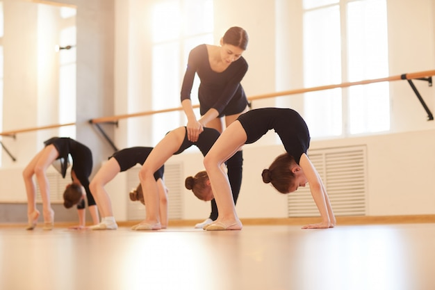 Gymnastikklasse