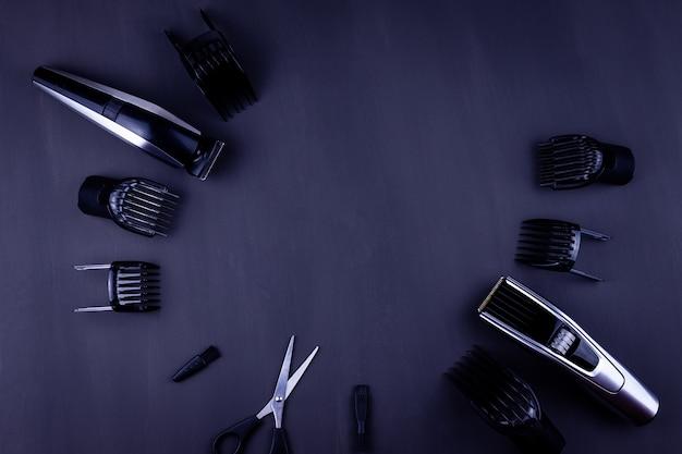Haarschneider schwarz