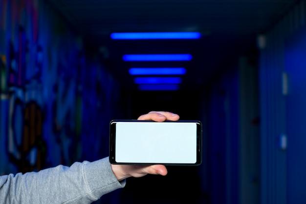 Hacker präsentiert smartphone-vorlage