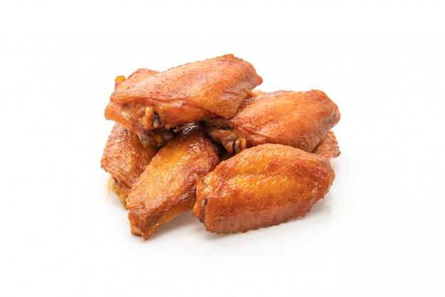 Hähnchenflügel grillen