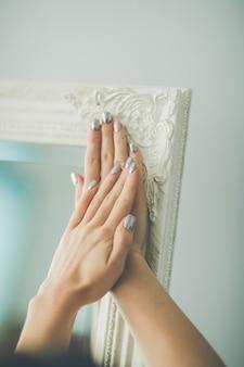 Hände in nahaufnahme