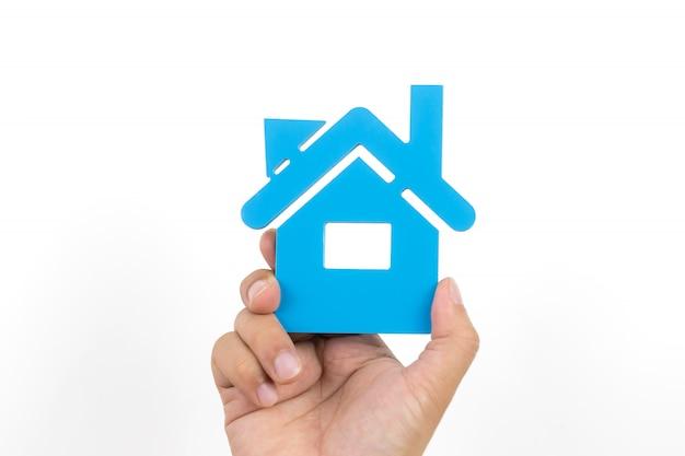 Häuser und autos und geld für die finanzplanung und kreditvergabe.