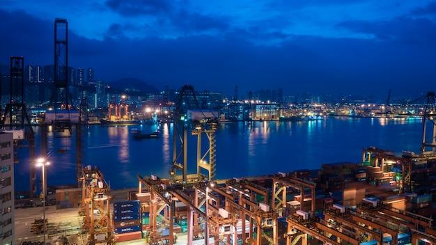 Hafen von hong kong
