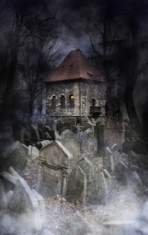 Halloween-ambiente