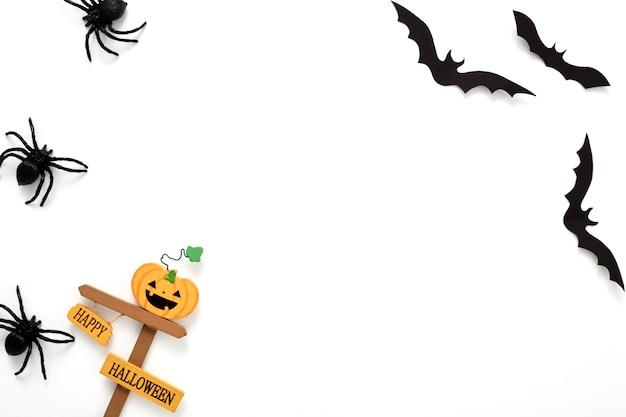 Halloween-dekorationsfeiertagskonzept