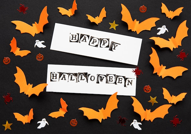 Halloween-feiertagsdekorationen