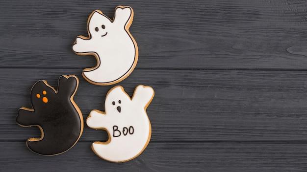 Halloween frischer geist lebkuchen