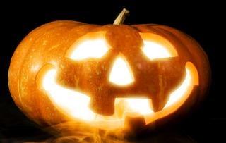 Halloween-kürbis-schwarz