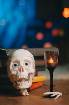 Halloween party dekoration