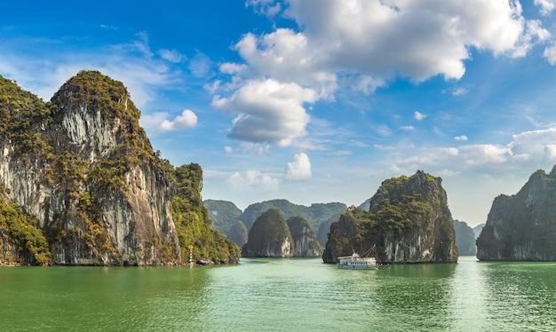 Halon bucht, vietnam